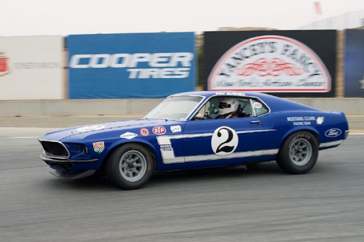 Mustang Museum Online